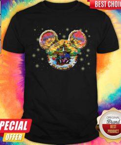 Disneyland World Splash Mountain Frontierland Shirt