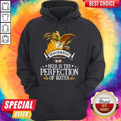 Dragonwheat Premium Large Beer Is The Perfection Of Water Hoodie