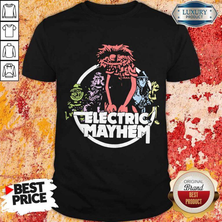Funny Electric Mayhem Shirt