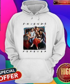 Funny TV Front Cover Friend Forever Hoodiea