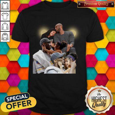 Good Anthony Davis Kobe And Gigi Shirt