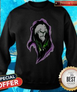 Good Scar The Lion King Purple Smoke ShirtGood Scar The Lion King Purple Smoke Sweatshirt