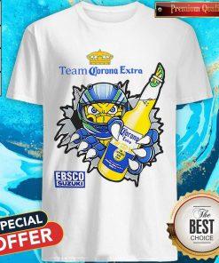 Good Team Corona Extra Ebsco Suzuki Shirt