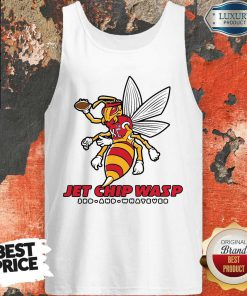 Jet Chip Wasp Kansas City Chiefs 3rd And Whatever Tank Top