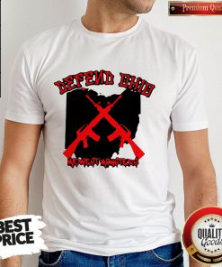 Nice Gun Defend Ohio Official Shirt