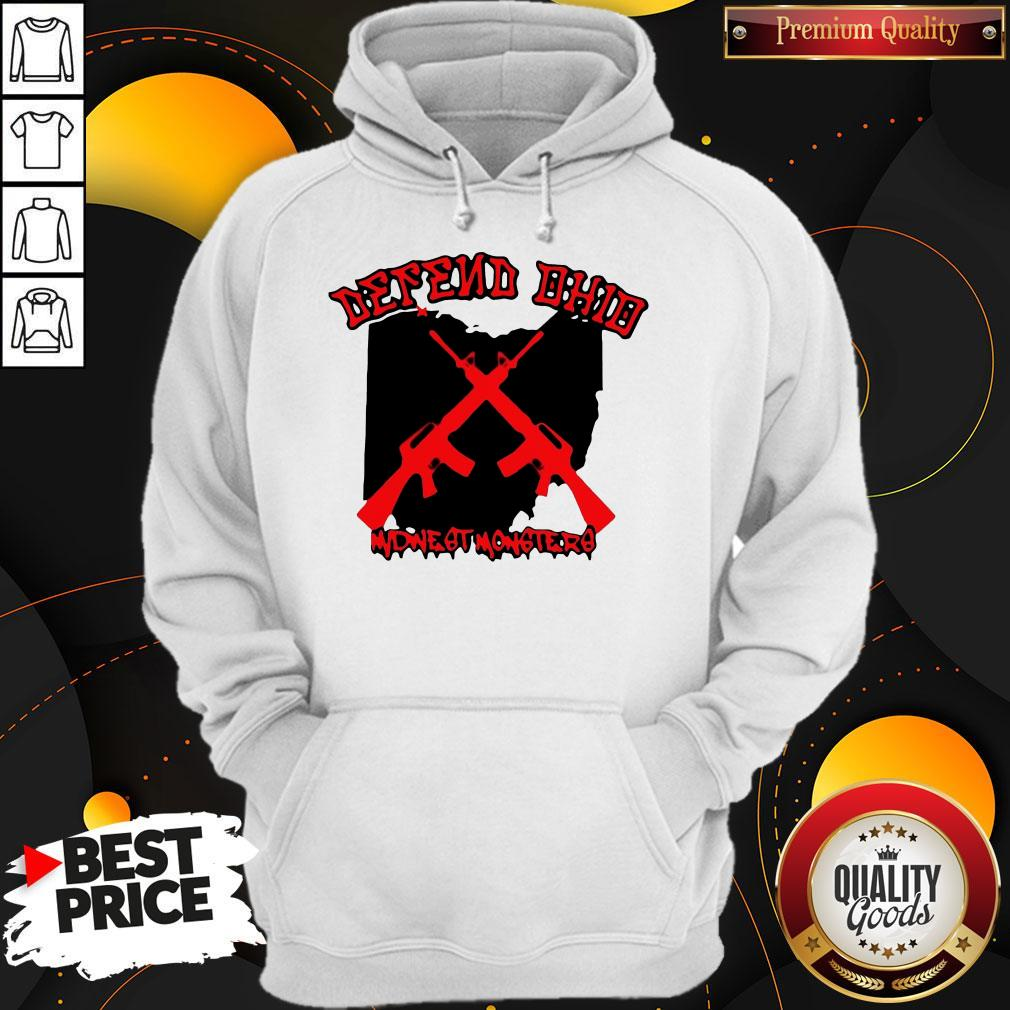 Nice Gun Defend Ohio Official Hoodie