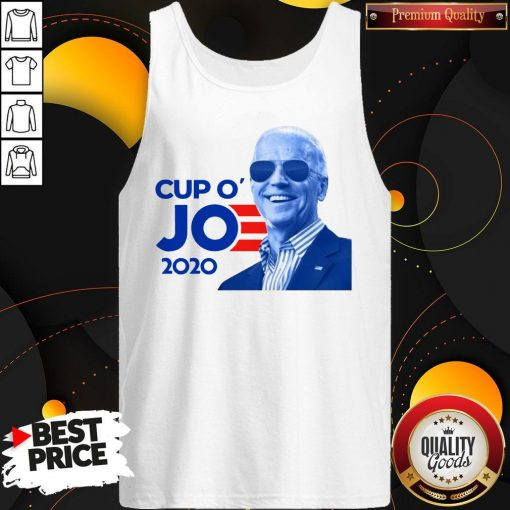 Nice Joe Biden For President 2020 Cup O' Jo Tank Top