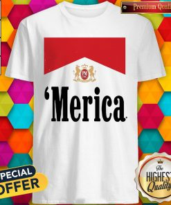 Official Philip Morris Merica Shirt