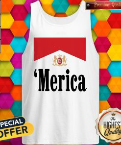 Official Philip Morris Merica Tank Top