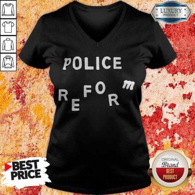 Official Police Reform V- neck
