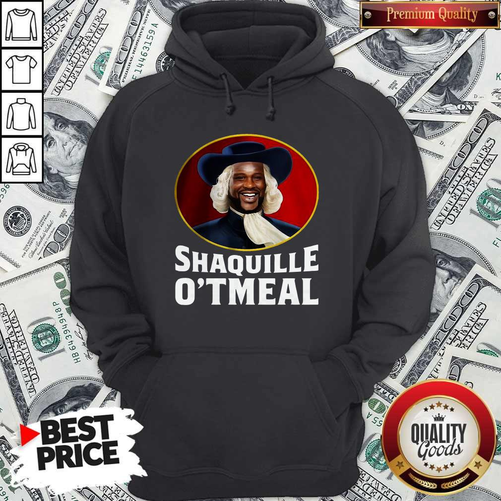 Official Shaquille O'tmeal Hoodiea