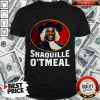 Official Shaquille O'tmeal Shirt