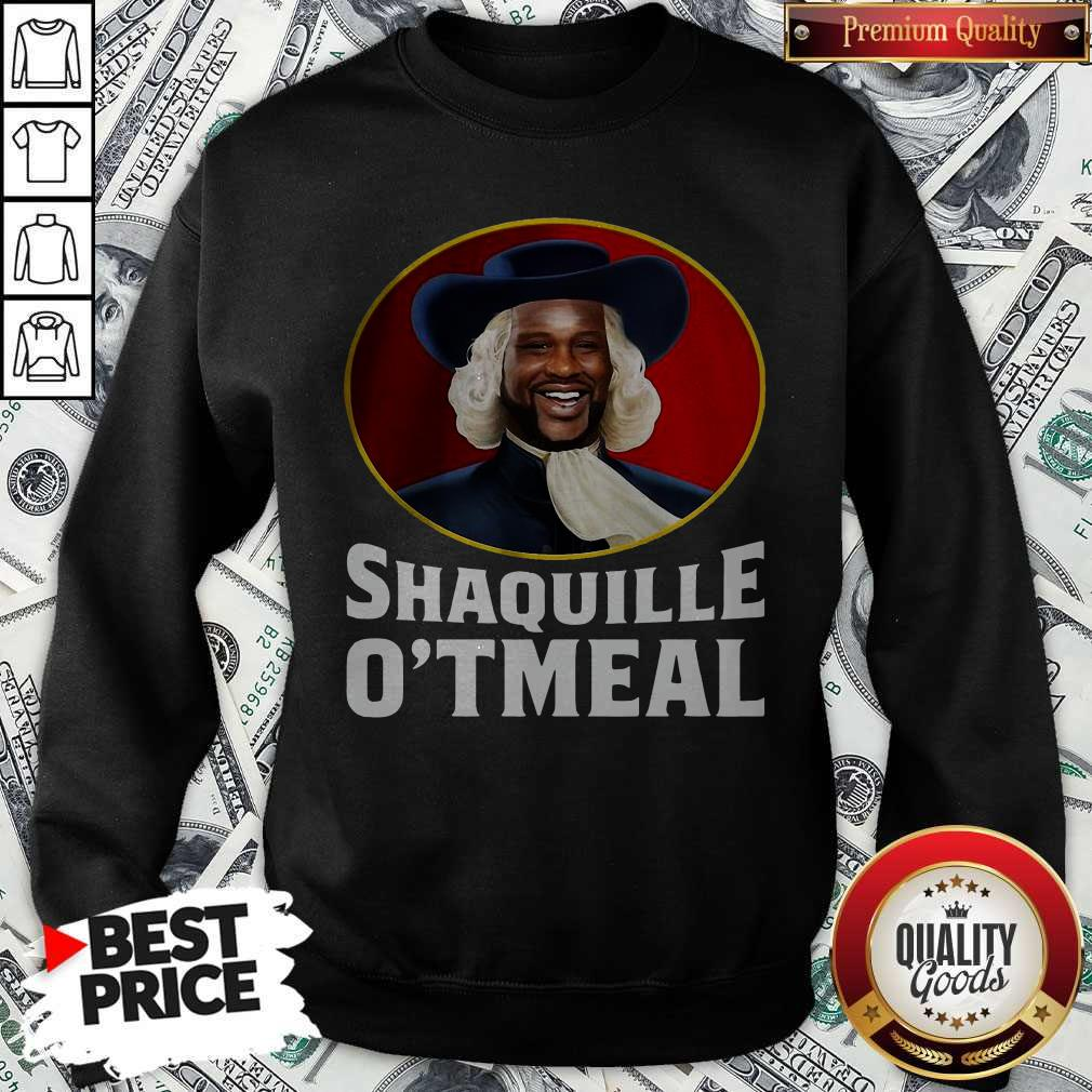Official Shaquille O'tmeal Sweatshirt