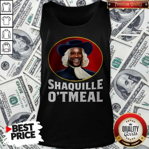 Official Shaquille O'tmeal Tank Top