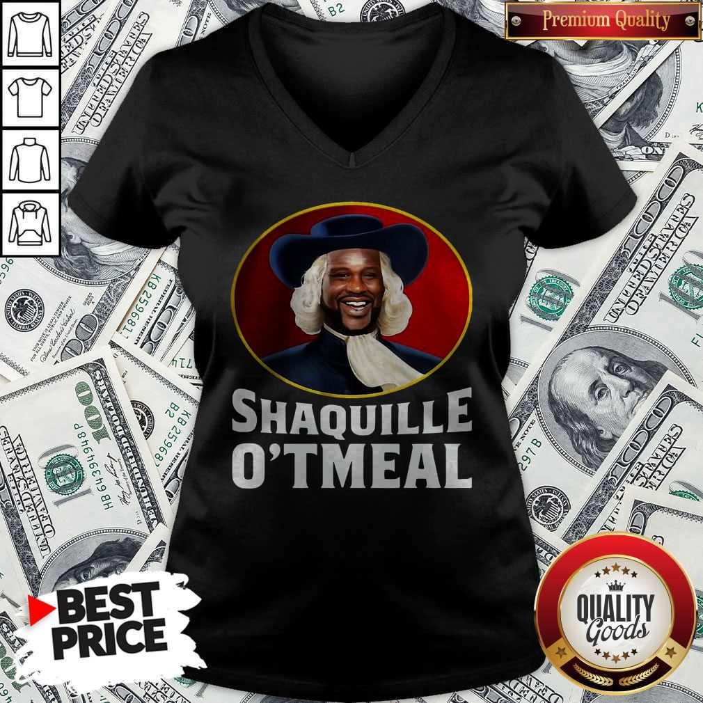 Official Shaquille O'tmeal V- neck
