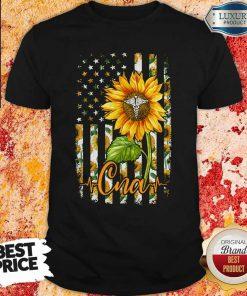 Official Sunflower Proud Cna Shirt