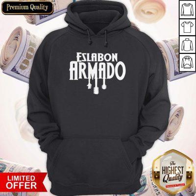 Premium Eslabon Armado Guitar Hoodie