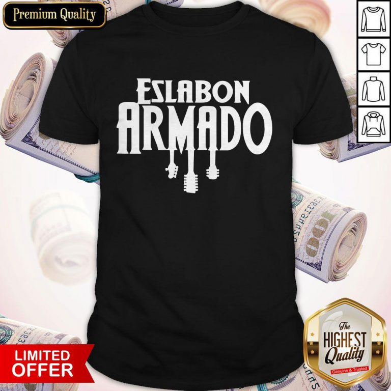 Premium Eslabon Armado Guitar Shirt
