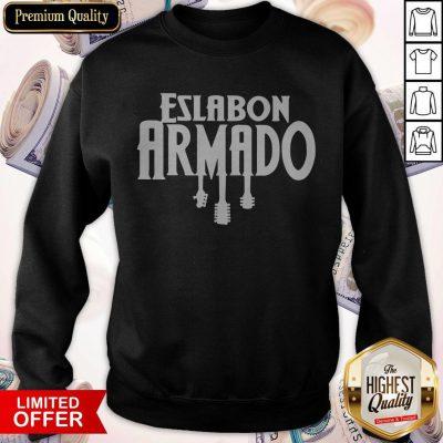 Premium Eslabon Armado Guitar weatshirt