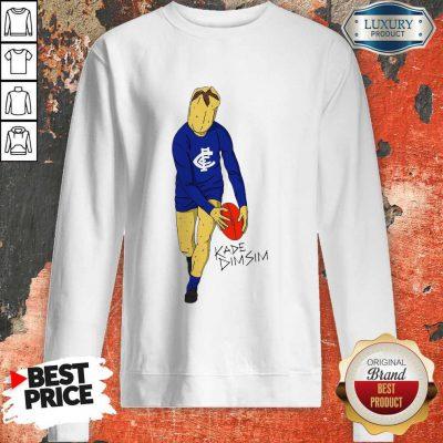 Pretty Kade Dimsim weatshirt