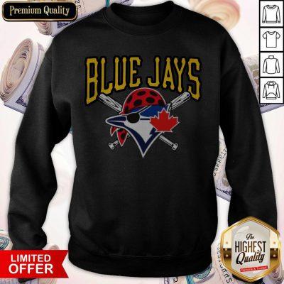 Top Blue Jays Pittsburgh 2020 weatshirt
