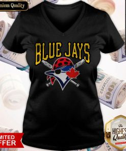 Top Blue Jays Pittsburgh 2020 V- neck