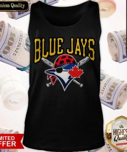 Top Blue Jays Pittsburgh 2020 Tank Top