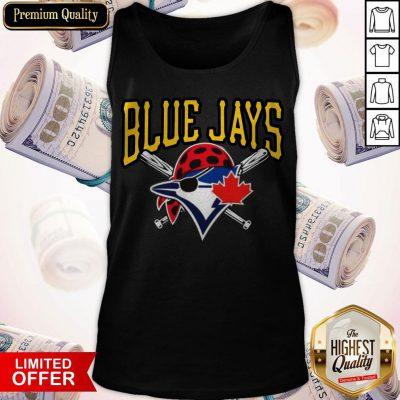 Top Blue Jays Pittsburgh 2020 Tank Top