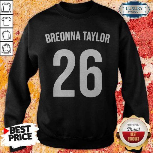 Top Breonna Taylor 26 weatshirt