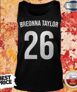 Top Breonna Taylor 26 Tank Top