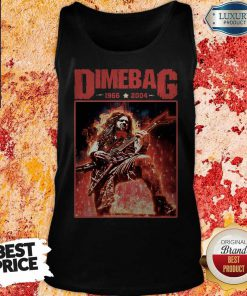 Top Dimebag 1966 And 2004 Tank Top