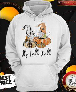 Top It's Fall Y'all Hoodie