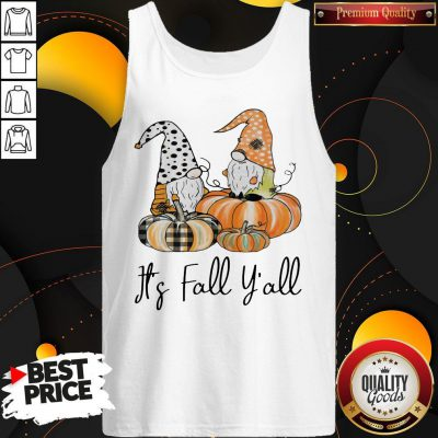 Top It's Fall Y'all Tank Top