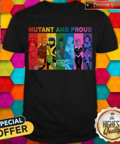 Top Lgbt Mutant And Proud Pin On Xmen Shirt