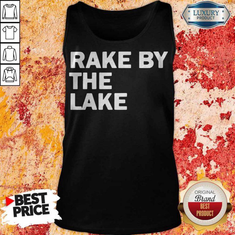 Top Rake by the lake Tank Top