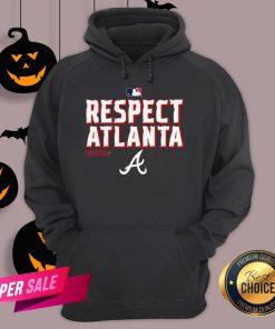 Atlanta Braves Fanatics Branded Navy 2020 Postseason Locker Room Hoodie