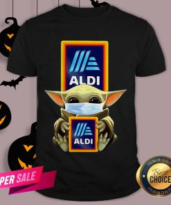 Baby Yoda Face Mask Hug Aldi Shirt