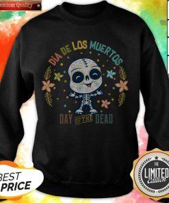 Dia De Los Muertos - Day Of The Dead Cute Sugar Skull Sweatshirt