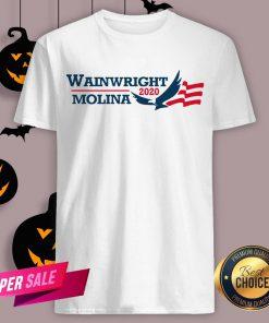 Funny Wainwright Molina 2020 Shirt