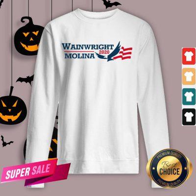 Funny Wainwright Molina 2020 Sweatshirt