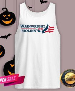 Funny Wainwright Molina 2020 Tank Top