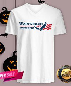 Funny Wainwright Molina 2020 V-neck