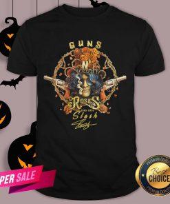 Guns Roses 1965 2020 Sash Signature Shirt
