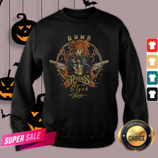 Guns Roses 1965 2020 Sash Signature Sweatshirt