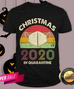 Quarantine Christmas 2020 Covid Shirt