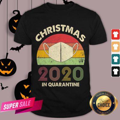 Quarantine Christmas 2020 Covid Shirt