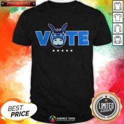 Democrat Donkey Vote 2020 Democratic Shirt