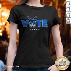 Democrat Donkey Vote 2020 Democratic V-neck