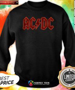 Funny ACDC – Electric T-Sweatshirt