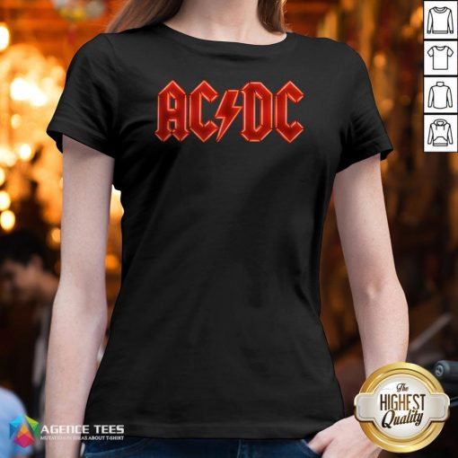 Funny ACDC – Electric T-V-neck